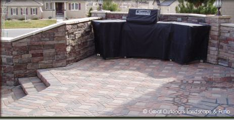 Denver, Colorado Landscaping Bricks and Pavers